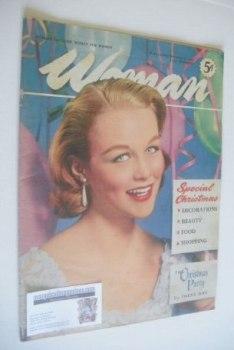 Woman magazine (21 December 1957)
