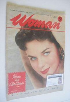 Woman magazine (14 December 1957)