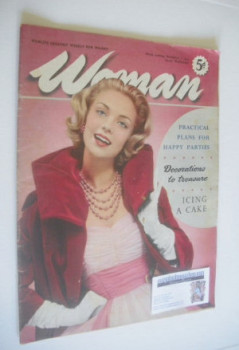 Woman magazine (7 December 1957)