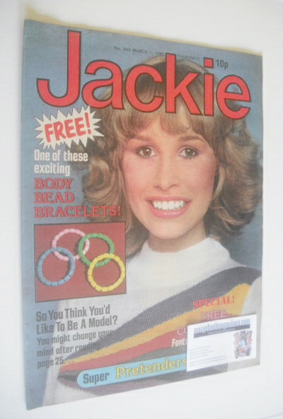 <!--1980-03-01-->Jackie magazine - 1 March 1980 (Issue 843)