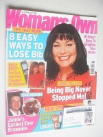 <!--2007-03-05-->Woman's Own magazine - 5 March 2007 - Dawn French cover