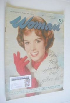 Woman magazine (12 December 1959)