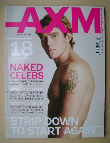 <!--2008-01-->AXM magazine - January 2008