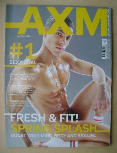 <!--2008-03-->AXM magazine - March 2008