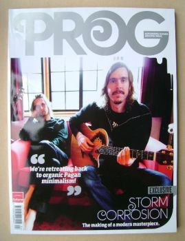 Classic Rock Prog magazine (April 2012 - Issue 25)