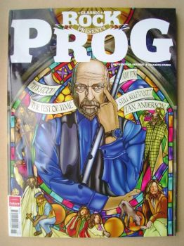 Classic Rock Prog magazine (March 2011 - Issue 15)