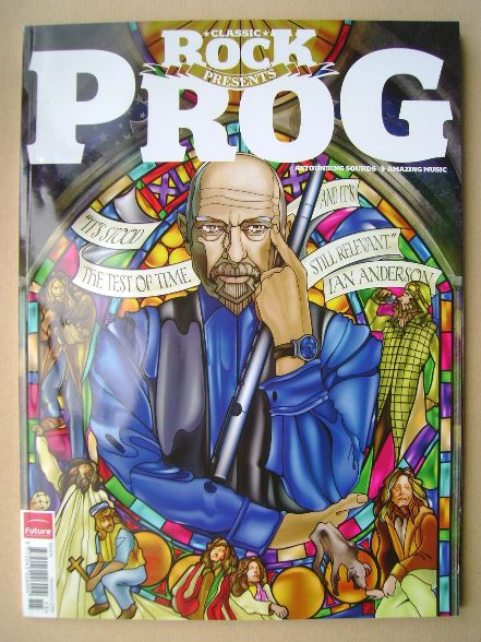 <!--2011-03-->Classic Rock Prog magazine (March 2011 - Issue 15)