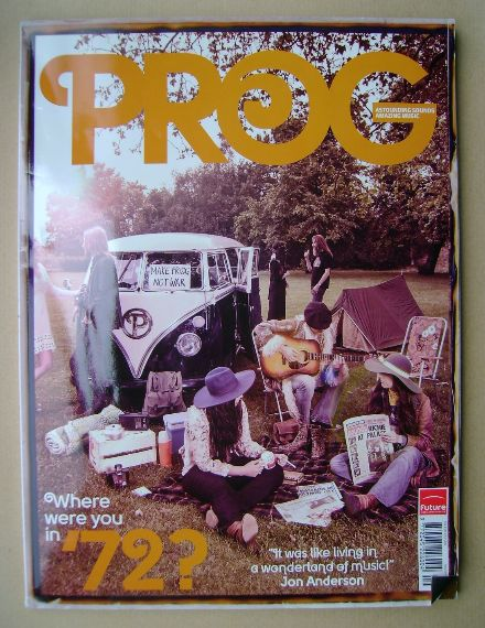 <!--2012-07-->Classic Rock Prog magazine (July 2012 - Issue 28)