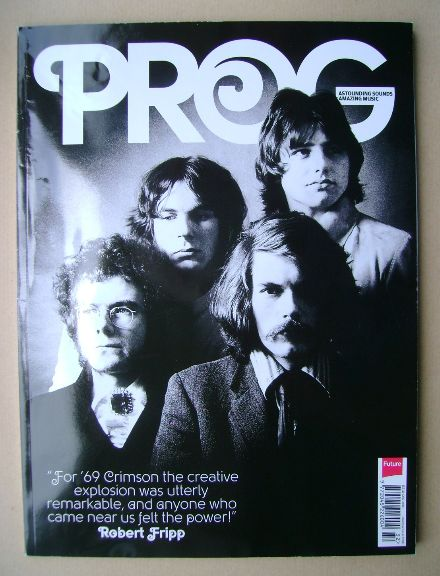 <!--2012-12-->Classic Rock Prog magazine (December 2012 - Issue 32)
