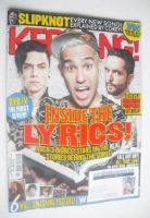 <!--2014-10-18-->Kerrang magazine - Inside The Lyrics cover (18 October 2014 - Issue 1539)