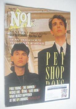 No 1 Magazine - Pet Shop Boys cover (1 March 1986)