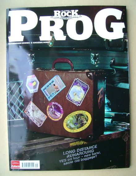 <!--2011-10-->Classic Rock Prog magazine (October 2011 - Issue 20)