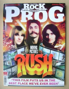 Classic Rock Prog magazine (July 2010)