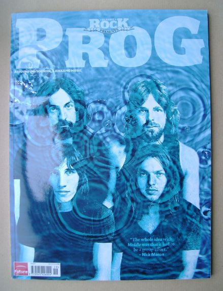 <!--2011-09-->Classic Rock Prog magazine (September 2011 - Issue 19)