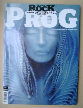 Classic Rock Prog magazine (May 2010)