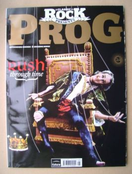 Classic Rock Prog magazine (August 2009 - Issue 10)