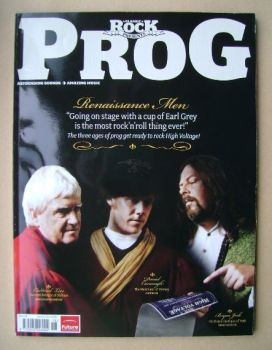 Classic Rock Prog magazine (August 2011 - Issue 18)