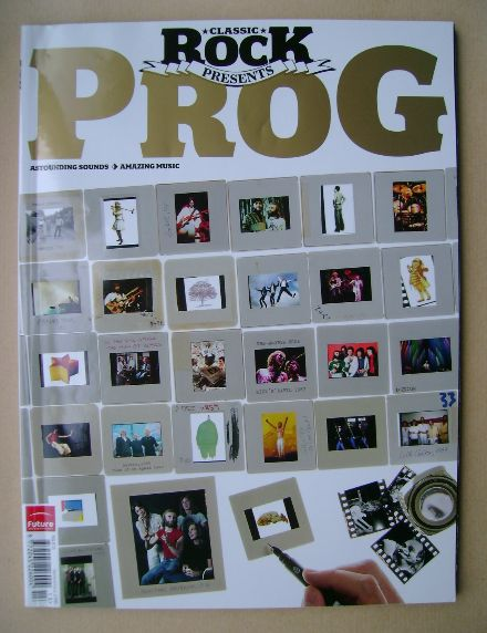 <!--2011-01-->Classic Rock Prog magazine (January 2011 - Issue 13)