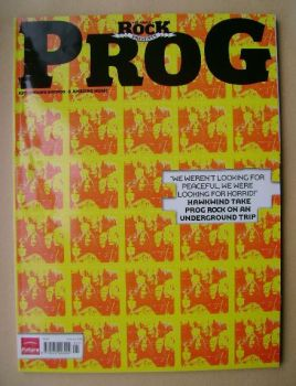 Classic Rock Prog magazine (November 2011 - Issue 21)