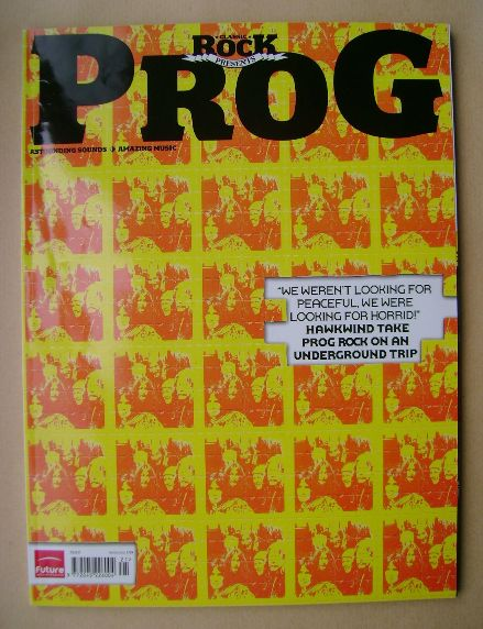 <!--2011-11-->Classic Rock Prog magazine (November 2011 - Issue 21)