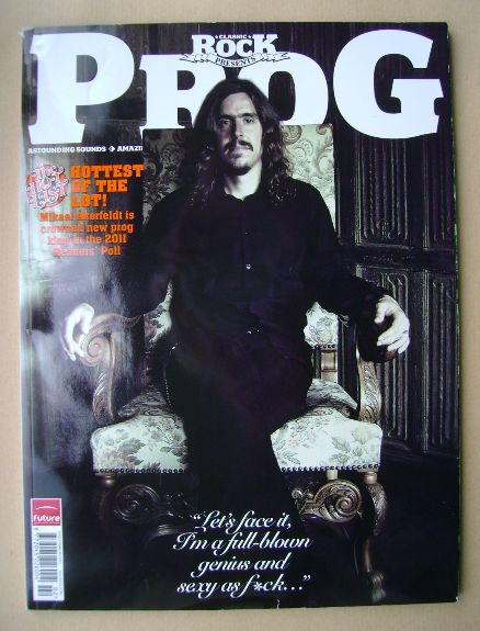 <!--2012-02-->Classic Rock Prog magazine (February 2012 - Issue 23)