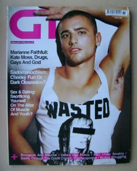 Gay Times magazine - March 2009