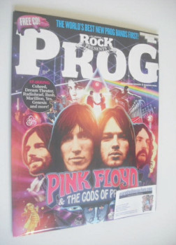 Classic Rock Prog magazine (April 2009 - Issue 8)