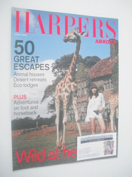 Harpers & Queen supplement - Abroad (June 2002)