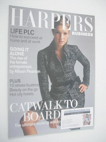 Harpers & Queen supplement - Business (October 2002)