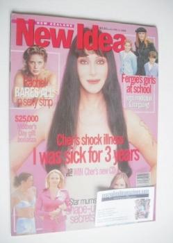 New Idea magazine - Cher cover (17 April 1999)