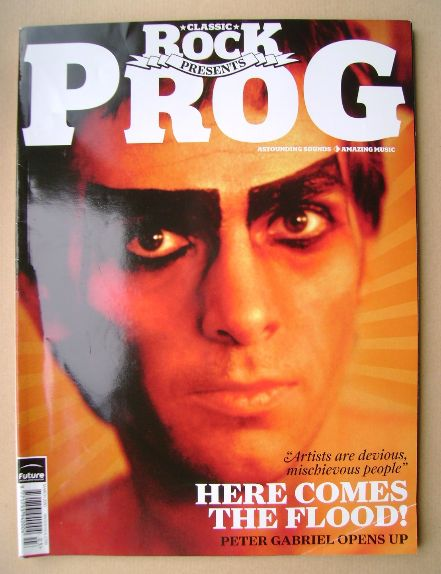 <!--2010-03-->Classic Rock Prog magazine (March 2010)
