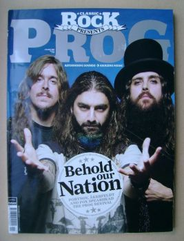 Classic Rock Prog magazine (December 2009 - Issue 12)