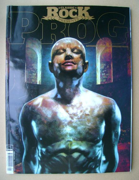 <!--2010-02-->Classic Rock Prog magazine (February 2010)