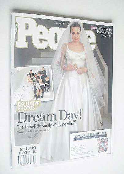 <!--2014-09-15-->People magazine - Angelina Jolie cover (15 September 2014)