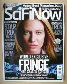 SciFiNow Magazine - Anna Torv cover (Issue No 43)