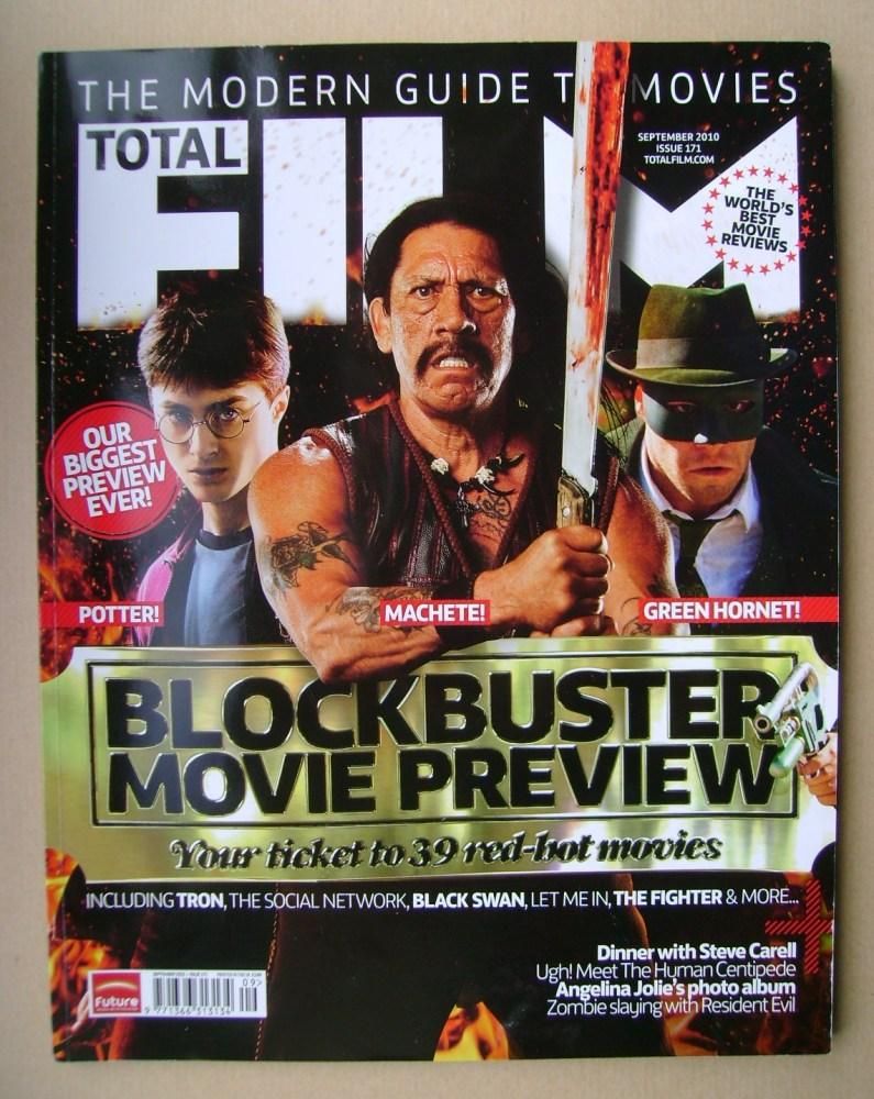 Total Film magazine - September 2010