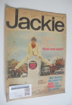 <!--1967-02-04-->Jackie magazine - 4 February 1967 (Issue 161)