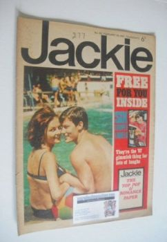 Jackie magazine - 11 February 1967 (Issue 162)