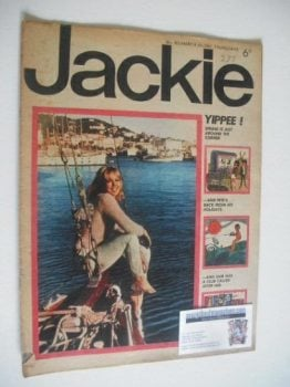 Jackie magazine - 4 March 1967 (Issue 165)