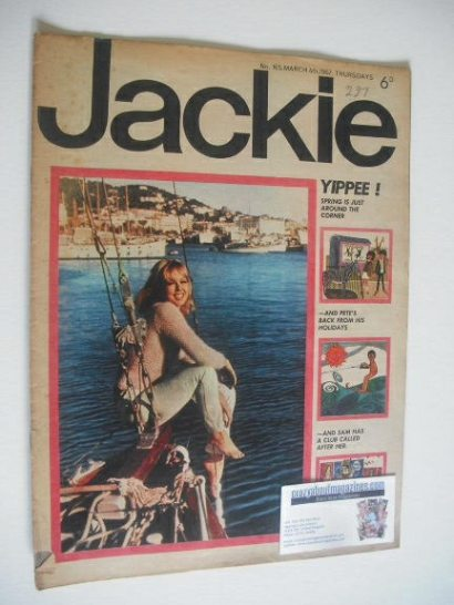 <!--1967-03-04-->Jackie magazine - 4 March 1967 (Issue 165)