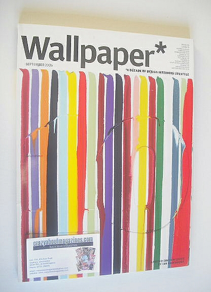 <!--2006-09-->Wallpaper magazine (Issue 91 - September 2006)