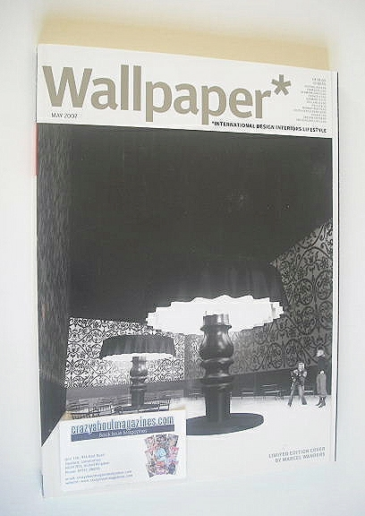 <!--2007-05-->Wallpaper magazine (Issue 99 - May 2007)