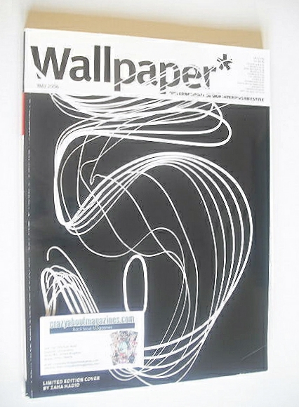 <!--2006-05-->Wallpaper magazine (Issue 88 - May 2006)