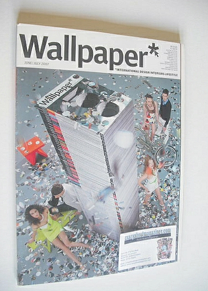 <!--2007-06-->Wallpaper magazine (Issue 100 - June/July 2007)