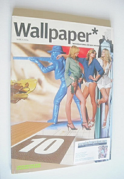 <!--2006-03-->Wallpaper magazine (Issue 86 - March 2006)