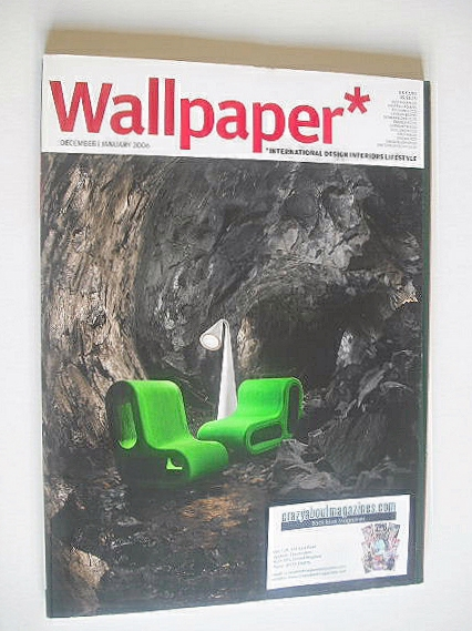 <!--2005-12-->Wallpaper magazine (Issue 84 - December 2005/January 2006)