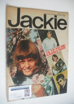 Jackie magazine - 29 April 1967 (Issue 173)
