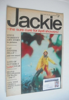 Jackie magazine - 15 April 1967 (Issue 171)