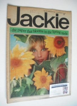 Jackie magazine - 8 April 1967 (Issue 170)