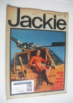 Jackie magazine - 18 March 1967 (Issue 167)